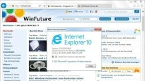 Internet Explorer 10 Preview f�r Windows 7 ist da