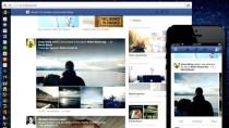 Facebook analysiert auch, was nicht gepostet wurde