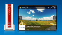 AVM Fritz!App TV: Neues Update bringt HD-Sender aufs Smartphone