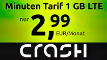 Nur noch bis 20 Uhr: 1 GB LTE im Telekom-Netz jetzt für nur 2,99 Euro