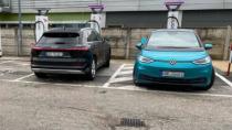 Eigene Schnellladesäule bringt selbst den VW-Chef zur Verzweiflung
