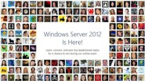 Windows Server 2012 steht zum Download bereit