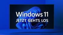 Windows 11 ist da: Premiere für das neue Microsoft-Betriebssystem