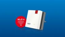 FritzRepeater 1200 AX startet: Quad-Antenne, WiFi 6, bis 3 GBit/s