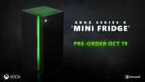 """Ab Dezember für 99€: Xbox Series X """"Mini Kühlschrank"""" startet wirklich"""