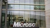 Proteste vor Microsoft-B�ro: Steuertricks lassen Pfleger bluten