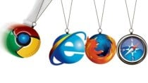 Auch als mitgelieferter Browser hat man keine Chance gegen Chrome