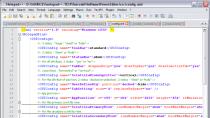 Notepad++ - Freier Editor f�r Programmierer