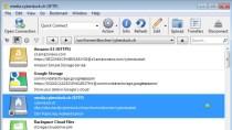 Cyberduck 4.1.3 - Kostenloser FTP- & SFTP-Client
