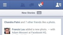 Facebook ver�ffentlicht neue schnelle Android-App
