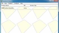 Sandboxie 3.74 - Isolierte Programm-Umgebung