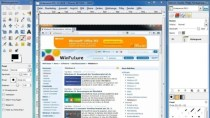 GIMP 2.8 f�r Windows - Tool zur Bildbearbeitung