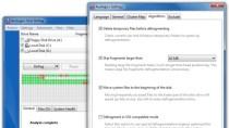 Auslogics Disk Defrag 3.3.1.2 - Defragmentierung