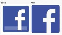 Facebook �ndert Logo und viele Icons