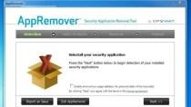 AppRemover - Antiviren-Programme entfernen