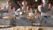 Ex-McDonald's-Chef: Roboter sind billiger als Niedriglohn-Kr�fte