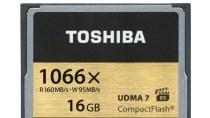 Toshiba bringt Speicherkarten für 4K-Aufnahmen