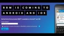 Blackberrys gekaufter Erfolg: Fake BBM-Kommentare