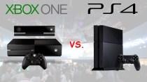 PS4 liegt zwar uneinholbar vorn - Xbox One hat aber Kraft im Detail