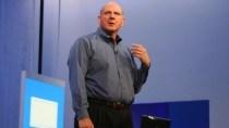 """Ballmer: Microsofts """"zwei Tricks"""", dritter muss folgen"""