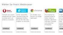 5 Jahre später: Windows jetzt ohne Menü zur Wahl des Browsers