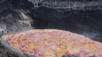 4K-Spot: Sony feuert 8 Millionen Bl�ten aus Vulkan