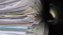 Datenschutzskandal: Patientenakten als Faschingskonfetti verschossen