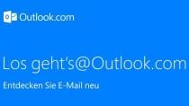 Microsoft: Migration zum neuen Outlook.com ist beinahe abgeschlossen