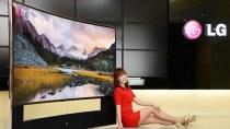 LG zeigt auf der CES rekordverd�chtigen Ultra-HD-TV