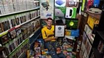 Welt-Rekord: Mann sammelt fast 11.000 Video-Spiele