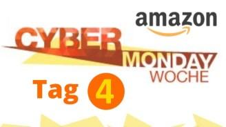 Amazon Cyber Monday-Woche Tag #4: Technik-Angebote im Überblick