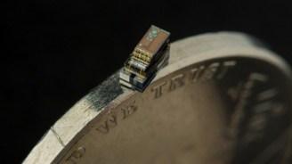 Smart Dust: Kompletter Computer auf 1 Kubik-Millimeter geschrumpft