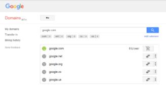 Domain-Schn�ppchen: Ex-Mitarbeiter kauft Google.com f�r 12 Dollar
