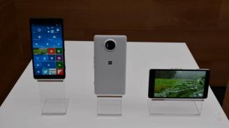 Windows 10 Mobile-Lumias haben in ihrer Aufgabe komplett versagt