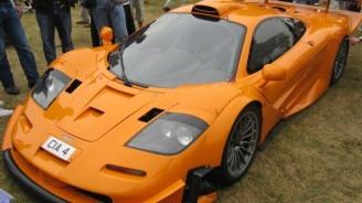 McLaren F1: Schnellstes Auto ist von uraltem Notebook abh�ngig
