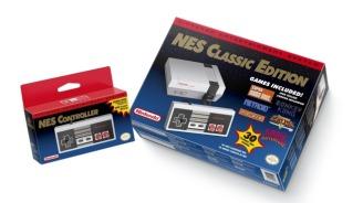 Nintendo k�ndigt Mini-NES mit 30 vorinstallierten Spieleklassikern an