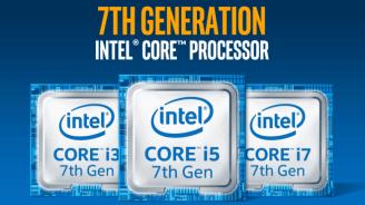 Intel Core-Prozessoren der 7. Generation starten - erste Ger�te jetzt