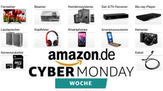 10 000 Blitzangebote & Co: Amazon Cyber Monday Woche im Detail