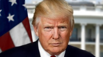 "Trump: Offizielles Präsidentenfoto führt zu witziger ""Photoshop-Battle"""