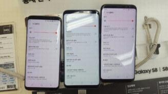 Galaxy S8: Fast Charging-Test & Probleme mit eingebranntem Display