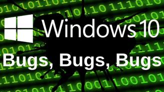 Windows 10 Oktober-Update: Microsoft will ja keinen Fehler übersehen