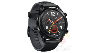 Huawei Watch GT: Android-freie Smartwatch mit OLED & langer Laufzeit