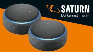 Saturn-Schnäppchen: Echo Dot im Angebot nur jetzt stark reduziert