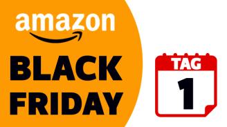 Amazon Black Friday-Woche Tag #1: Technik-Angebote im Überblick