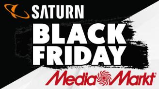 Nur für 2 Tage: Media Markt und Saturn starten Black Friday-Knaller