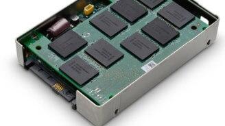 Heftig und schnell: SSDs kann auf verschiedene Arten zugesetzt werden