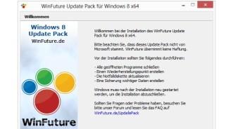 WinFuture Update Packs: Aktualisierte Versionen jetzt verfügbar