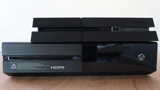Microsoft, Konsole, Xbox, Xbox One, Spielkonsole, PlayStation 4, Microsoft Xbox One, Vergleich