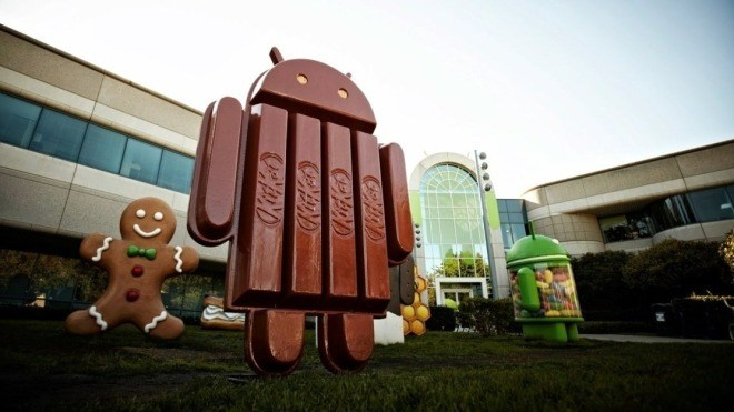 Google, Android, Logo, Android 4.4, KitKat, Mountain View