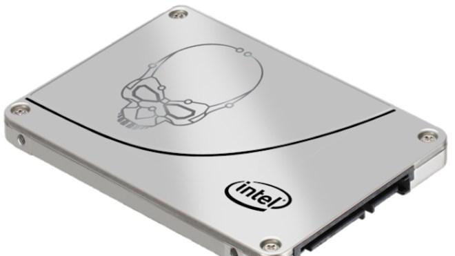 Intel, Ssd, Intel SSD 730